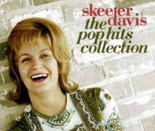Skeeter Davis/The End Of The World - 컨트리 뮤직 탑가수 스키터 데이비스의 매력적인  The End Of The World