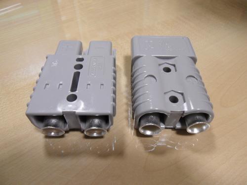Tpc 175 175a 600v 600v 175a Power Connector 지게차 밧데리