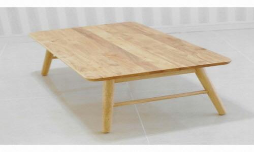 [접이식테이블] 공간활용 제대로! 접이식좌식테이블