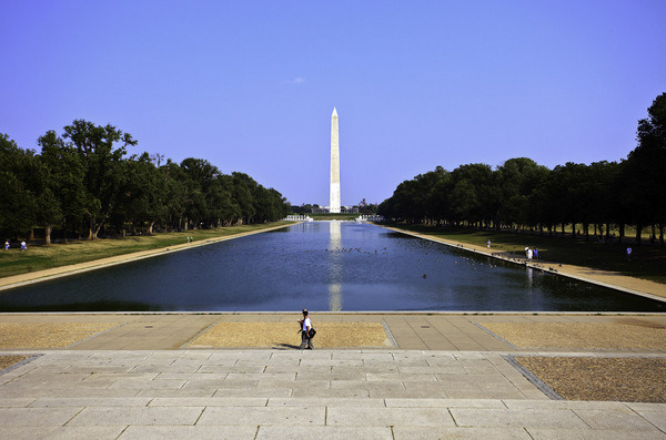 워싱턴기념탑의 중국비석