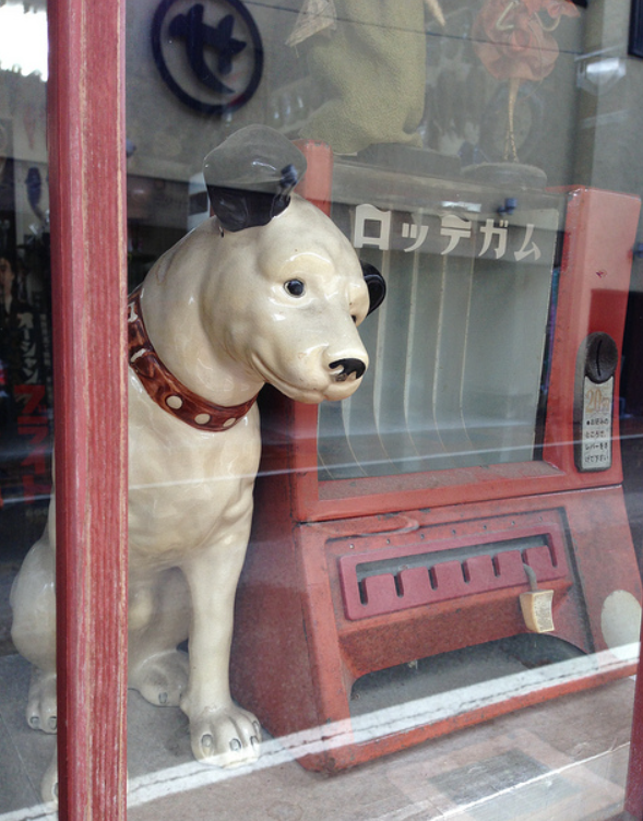 H.M.V. Nipper Dog(니퍼 자료들)