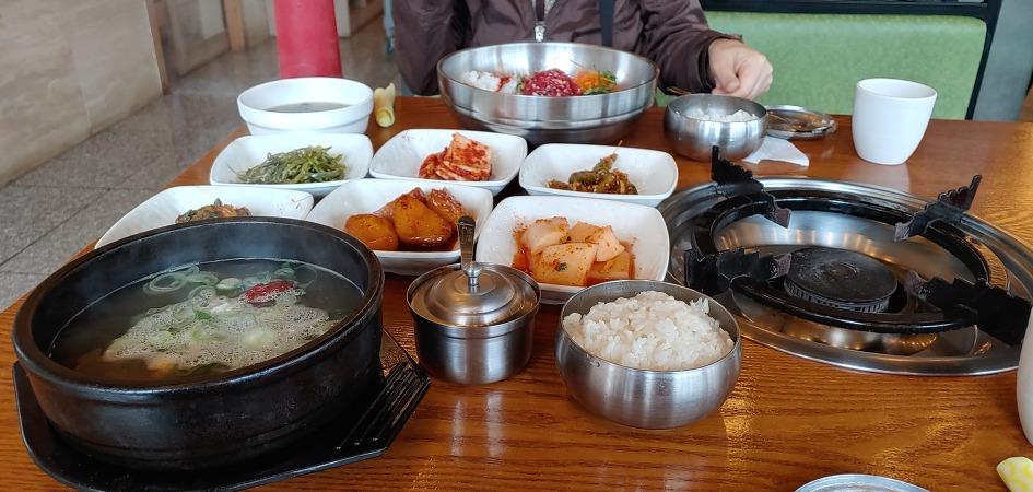 Sancheong Donguibogamchon Sancheonggak