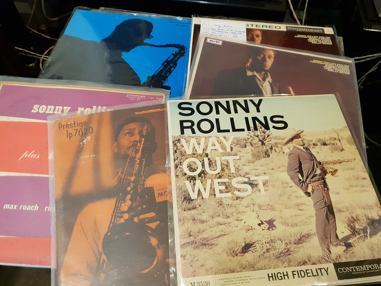 Sonny Rollins, Way Out West.