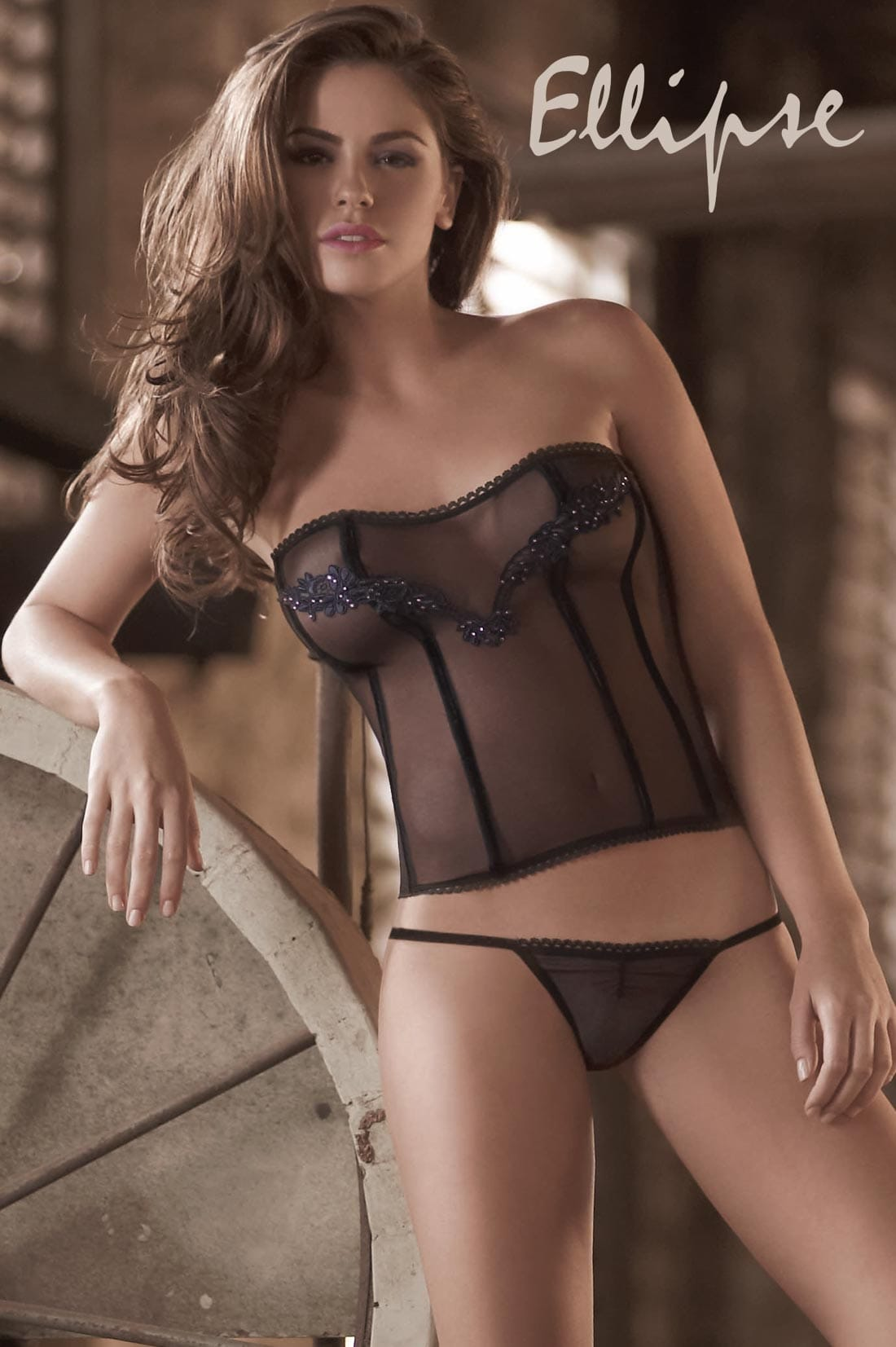 cool body in sexy lingerie