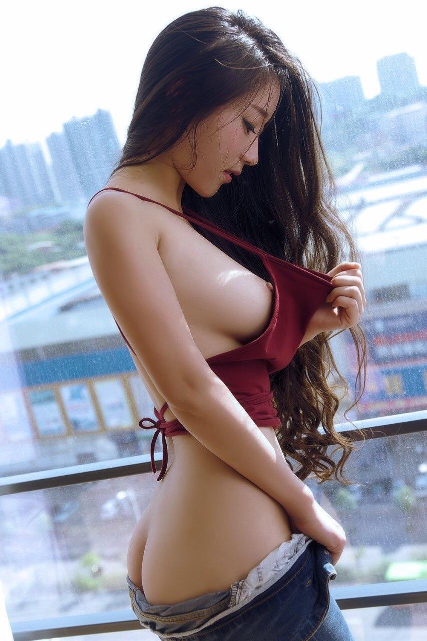 hot body girl in sexy lingerie